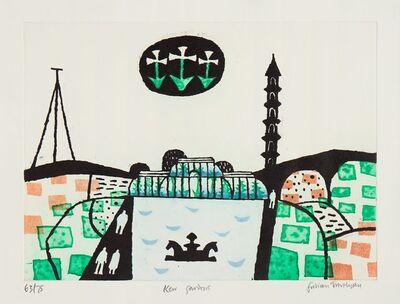 Julian Trevelyan, 'Kew Gardens', 1969