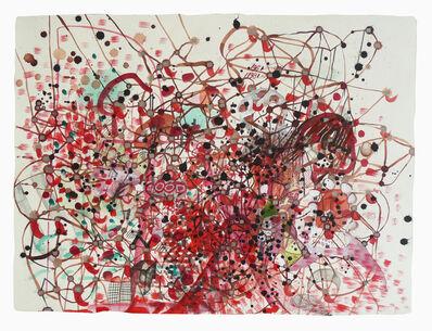 Carey Maxon, 'Red Wedge', 2009