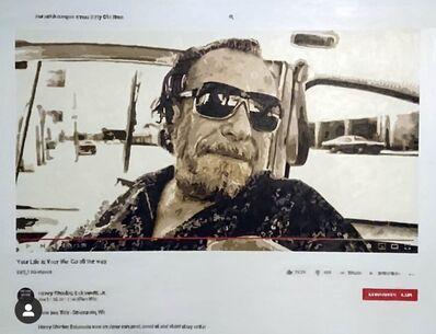 Joeggu Hossmann, 'Bukowski', 2019
