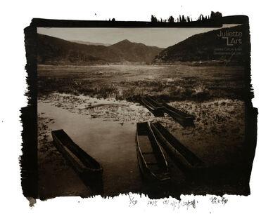 Cheng Yuyang, '独木船 - Canoe ; 5/50', 2015