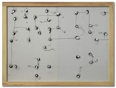 Jordi Alcaraz, 'Music sheet II', 2018