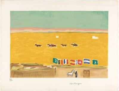 Kees van Dongen, 'POLO IN ALEXANDRIA (JUFFERMANS JL 18)', circa 1948