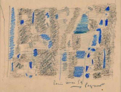 Max Papart, 'Sans Titre', 1959
