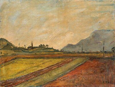 Arturo Tosi, 'Paesaggio'