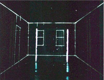 David Haxton, 'Painting Room Lights, Frame No. 05:28:02', 2012