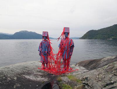 Tatiana Blass, 'Encrenca_ Trøbbel', 2014