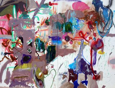 Ivan Gorshkov, 'Untitled. Dyptich. #1', 2015