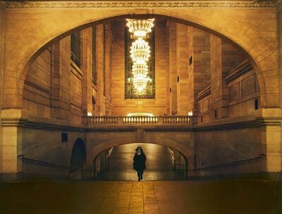 Holly Zausner, 'Grand Central Tunnel', 2015