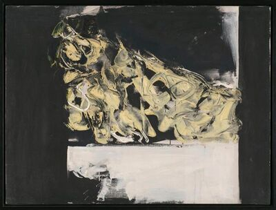 Rafael Canogar, 'Sicomoro', 1962