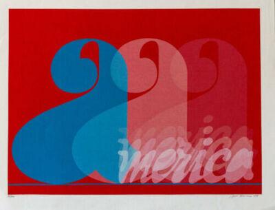Jack Brusca, 'America', 977