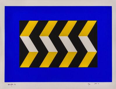 marc adrian, 'Motiv 52', 1972