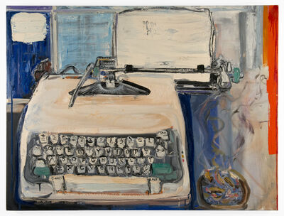 Sam Messer, 'Modern Typewriter', 2016