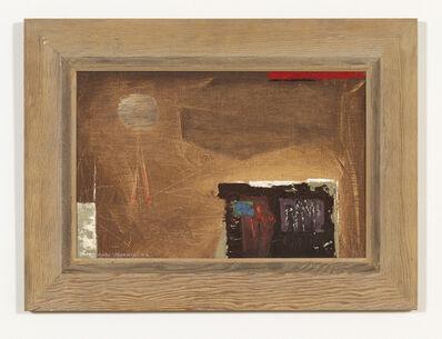 Carl Morris, 'Ferry Slip', 1952