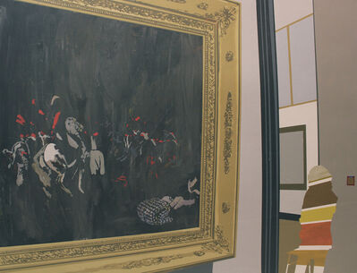 Philip Delisle, 'The Fragmented Magnum Opus (original)', 2013