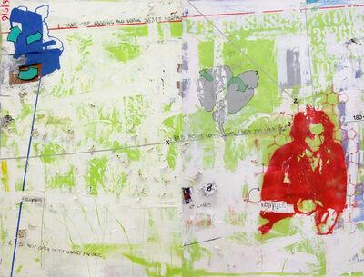 Chris Rubin de la Borbolla, 'Me(n)ta(l)physical Motility', 2005