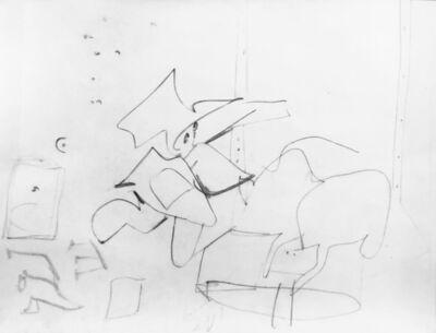 Willem de Kooning, 'Untitled (Abstraction)', 1948