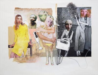 Tamara Muller, 'Distraction / Symbiotic X / Household appliances', 2018