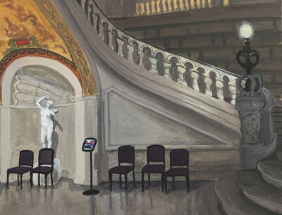 Eithne Jordan, 'Foyer VII', 2019