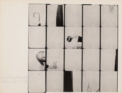 Al Hansen, 'In Celebration of Knowing George Brecht', 1971