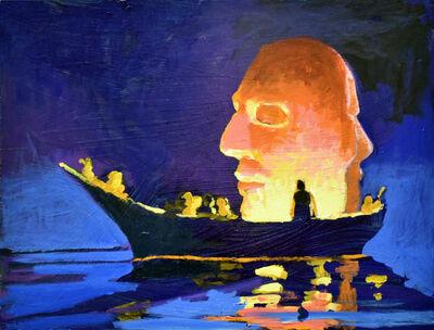 Frank Hyder, 'Tranquil Journey', 2018