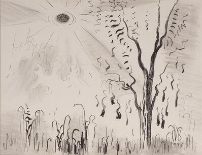 Charles Ephraim Burchfield, 'Drought Motifs', 1953