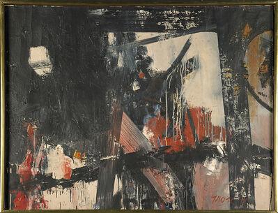 Sidney Gross, 'Untitled', 1961