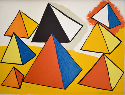 Alexander Calder, 'Composition IX, from The Elementary Memory | La mémoire élémentaire', 1976
