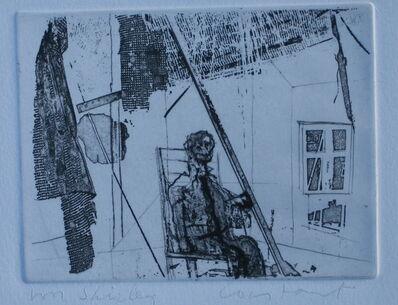 Constant, 'De Woningkraker (The homesquatter)', 1971