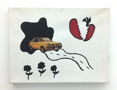 Kalup Linzy, 'Drive Through The Heartache', 2011