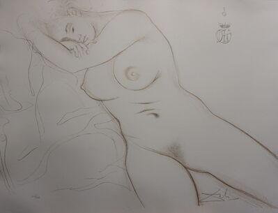 Salvador Dalí, 'Nudes Sleeping Woman', 1970