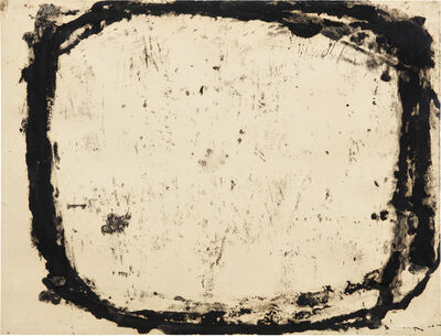 Richard Serra, 'Forged Rounds V', 1993