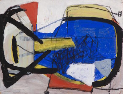 Karel Appel, 'Bird', 1951