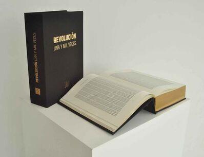 Reynier Leyva Novo, 'Revolución una y mil veces', 2018