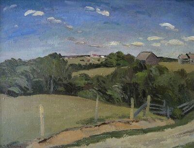 Goodridge Roberts, 'Paysage', 1930-1940