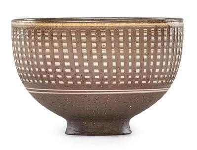 Edwin Scheier, 'Small early bowl', 1950s-60s