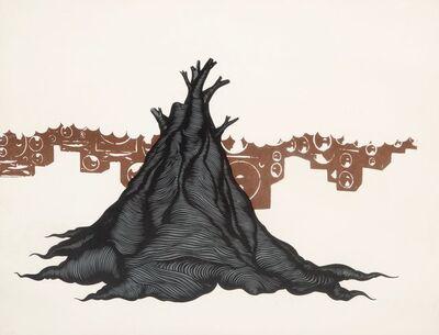 David Ellis, 'Speaker Tree', 2005