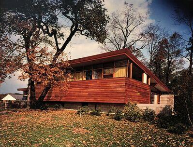 Pedro E. Guerrero, 'Fider House, Exterior, CT (Joseph P. Salerno, Architect)', 1949