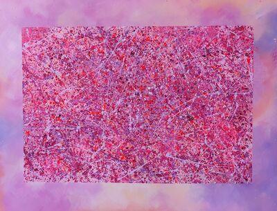 Mary Taffanel, 'Peony drops', 2019