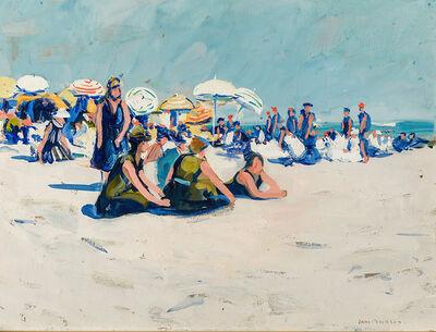 Jane Peterson, 'The Beach, Gloucester ', n.d.