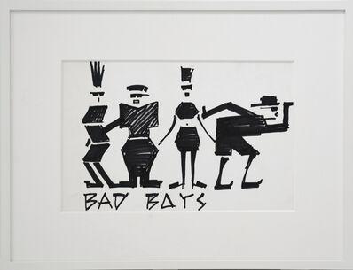Ai Weiwei, 'Bad Boys', 1988