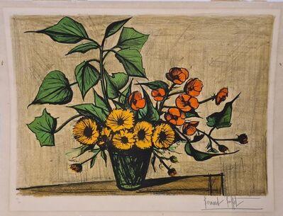 Bernard Buffet, 'BouqueBouquet of marigolds t of marigolds ', 1976