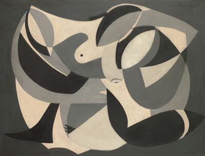 Walter Sanford, 'Study in Black & White', 1949-1950