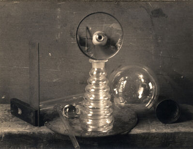 David Halliday, 'Cruet and Eye ', 2003