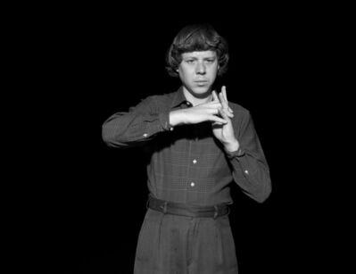 Joachim Koester, 'To navigate, in a genuine way, in the unknown necessitates an attitude of daring, but not one of recklessness (movements generated from the Magical Passes of Carlos Castaneda)', 2009
