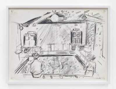 Denzil Forrester, 'Night Strobe', 1984