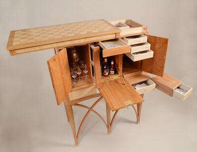 Silas Kopf, 'Wine Cabinet', 217