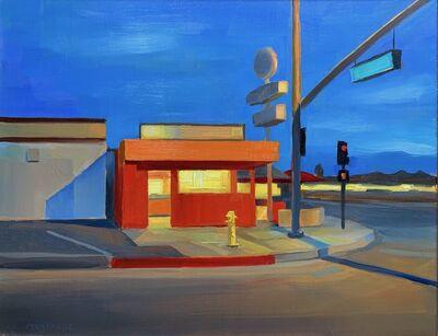 Taylor Montague, 'Incandescent Street Corner', 2019