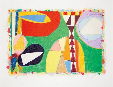 Gillian Ayres, 'Bagatelle', 2014