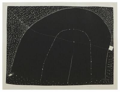 Martin Puryear, 'Dark Loop', 1982