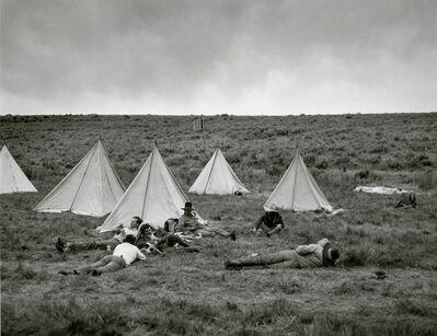 Kurt Markus, 'LS Ranches, Montello, Nevada', 1982
